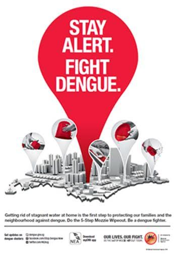 Join the Nation-wide Fight Against Dengue